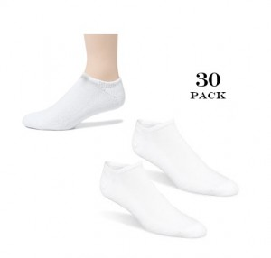 no show socks 300x286 30 Pairs of Mens or Womens No Show Socks: $15.99 Shipped FREE!