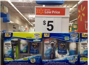 schick hydro gift pack walmart *HOT* Schick Hydro Gift Sets $1 at Walmart!