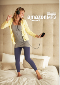 Amazon MP3 Free Another $3 Amazon mp3 credit!