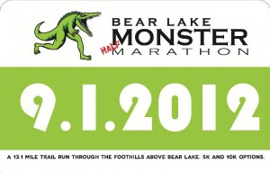 Bear Lake Monster Half Marathon 300x192 Bear Lake Monster 1/2 Marathon, 10k, and 5k  Code for $10 Off!