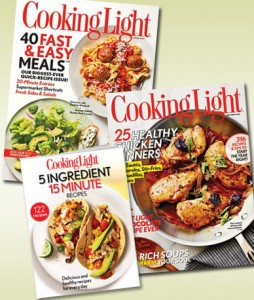 Cooking Light Mag Deal 254x300 Cooking Light Two Year Subscription Only $16!!