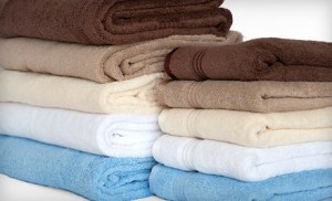 Egyptian Cotton Six Piece Towel Set 300x182 100% Egyptian Cotton Six Piece Towel Set Only $29!