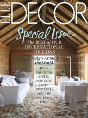ElleDecore DiscountMags ElleDecor: Year Subscription for Just $4.50!