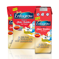 Enfagrow Coupon $5 Enfagrow Toddler Milk printable coupon = $1.27 / 4pk