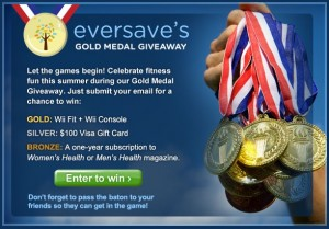Eversaves Gold Medal Giveaway1 300x209 Eversaves Gold Medal Giveaway