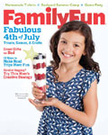 Family Fun Magazine Family Fun Magazine: 1 Year Subscription for just $3.76