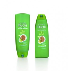 Free Sample Garnier Free Sample:  Garnier Fall Fight Shampoo & Conditioner!