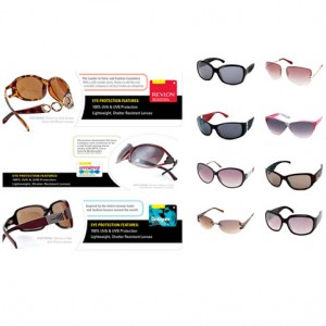 Graveyard Mall Sunglasses Deal 300x300 Womens Brand Name Sunglasses: 10 Pair for $17.98 Shipped!