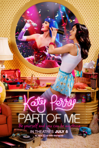 Katy Perry Pary of Me 201x300 Katy Perry: Part of Me 3D Movie Ticket Offer from Amazon!