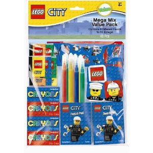 Lego City Party Favors Lego Party Supplies and Ideas!