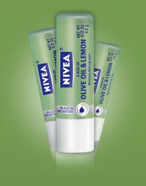 Nivea Olive Oil Lemon Another FREE Sample of Nivea A Kiss of Olive Oil & Lemon at 11 a.m. MST! 1000 Available
