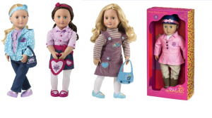 Our Generation Dolls Target Deal 300x168 Our Generation 18 Dolls: Just $14.99 Each!