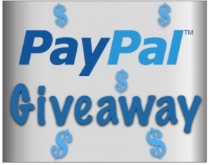 Pay Pal Giveaway 300x237 *Last Day* Giveaway:  $51 in Paypal Cash!