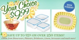 Pfaltzgraff 10 items1 300x153 Pfaltzgraff Deal of the Day: 16 Piece Dinnerware Set for $29.99! Plus save 15%!