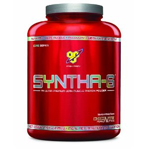 Protein Powder Deal *Hot*  5.04lbs BSN Syntha 6 Protein Powder $37.03 Free Shipping!