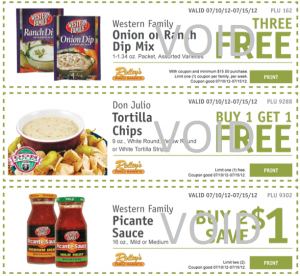 Ridleys Family Market email coupons 300x276 Ridleys Family Markets; Weekly Email Coupons Means FREE Products!