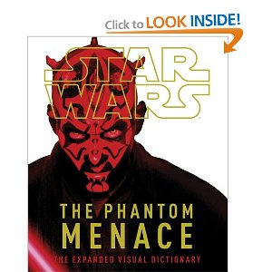 Star Wars Deal Star Wars:  The Phantom Menace Book $2 (Reg $19.99)