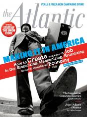 The Atlantic DiscountMags Save 83% On The Atlantic Magazine: Only $3.99/year!