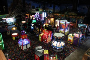 Toads Arcade 300x199 $15 for Unlimited Day Pass and One $5 Arcade Card at Toads Fun Zone in Ogden! Buy More Passes, Save More Money!