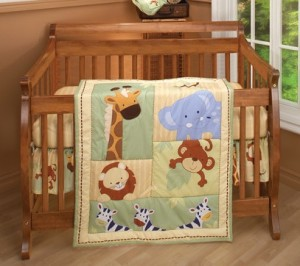 Walmart Crib Bedding Sale 300x266 Walmart: Rollback on Adorable Crib Bedding Sets! Starts at $24!