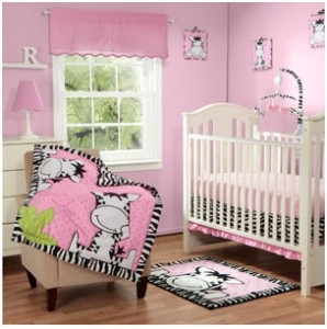 Walmart Crib Bedding Sale girl 298x300 Walmart: Rollback on Adorable Crib Bedding Sets! Starts at $24!