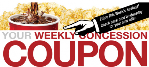 Weekly Cinemark Coupon 300x136 Cinemark Weekly Coupon: Free Drink with Popcorn Purchase!