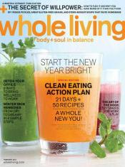 Whole Living DiscountMags Whole Living Magazine: Only $3.99 for a Year Subscription!