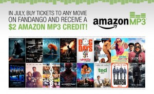 amazon mp3 with fandango ticket purchase e1342208880394 300x184 FREE $2 Amazon MP3 Credit with Fandango Ticket Purchase!
