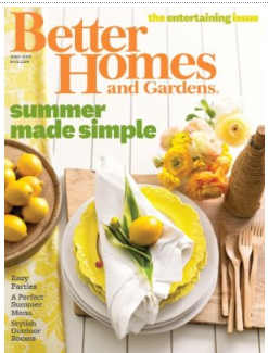 better homes gardens Better Homes & Gardens Magazine   1 yr for $5 = $.41/issue!