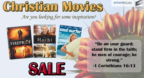 christian movies *Last Day* Giveaway: $50 Shopping Spree to shop for Movies