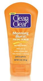 clean and clear morning burst cleasner Clean & Clear Morning Burst coupon = FREE cleanser