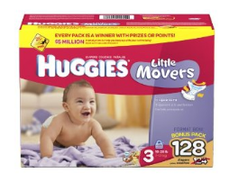 huggies little movers Amazon Diaper & Wipe Deals : Luvs, Huggies, Pull Ups, Cruisers, 7th Generation + more
