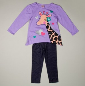 jegging set 298x300 Totsy: GREAT Deals Today on Girls Dresses, Swim Suits, Toddler Jegging Sets, As Seen on TV, and MORE!