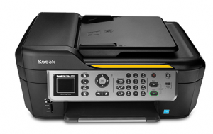 kodak printer deal 300x189 Kodak Wireless All In One Printer w/ 2 ink cartridges $39.99