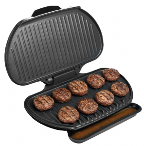 large george foreman family sized grill 296x300 George Foreman 144 Square Inch Nonstick Family Size Grill   $53.97 shipped