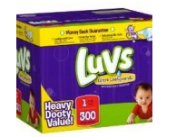 luvs super club box *Price Drop* Luvs on Amazon = $.11 each!
