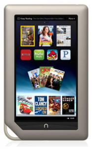 nook tablet 8gb 186x300 Nook Tablet 8GB Only $169 + FREE Shipping!