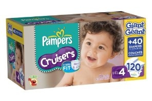 pampers cruisers deal Amazon Diaper/Wipe Deals Roundup   August 13 19