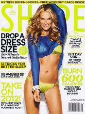 shape jan2012 Shape Magazine: $3.50/year!