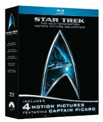 star trek collection Star Trek: The Next Generation Collection on Blu ray   $24.96 (reg $70)