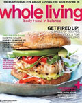 wholeliving Whole Living Magazine: Only $3.99/Year! (TODAY ONLY)