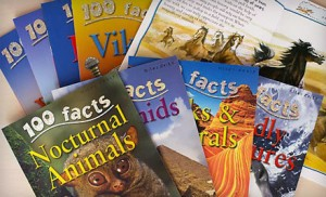 100 Facts Childrens Book Sets 300x182 $23 for 100 Facts 10 book Childrens Set