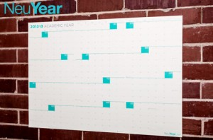 Academic Year Calendar 300x198 Academic Year Wall Calendar: $10 ($30 Value)