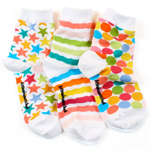 Anklet Socks Little MissMatched $3.33 Anklet Sale + Free Shipping on Any Order!