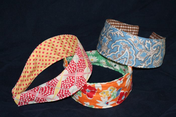 April Cobb 2 bands Blogiversary Giveaway #6:  3 Macey Jayne Reversible Headbands *2 Winners*