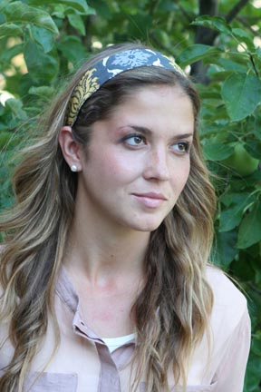 April Cobb dewberry headband Blogiversary Giveaway #6:  3 Macey Jayne Reversible Headbands *2 Winners*