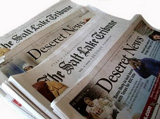 Des News and Tribune Deal ***Last Chance!  Super HOT!!! Utah Newspaper Subscriptions $0.38/paper!