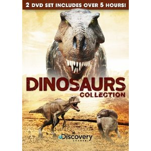 Dinosaurs Collection Deal Discovery Channel Dinosaur Collection (2 Disc DVD) for $4.94 (Reg $19.98) Shipped.