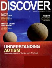 Discover Magazine Discover Magazine: $4.99/Year!