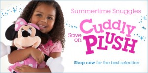 Disney Plus Sale 300x149 Disney Store Plush Sale   Starting at $5!